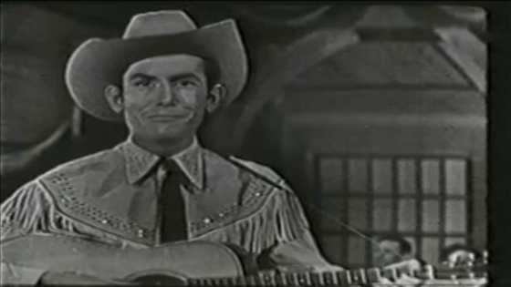 Hank Williams Screenshot