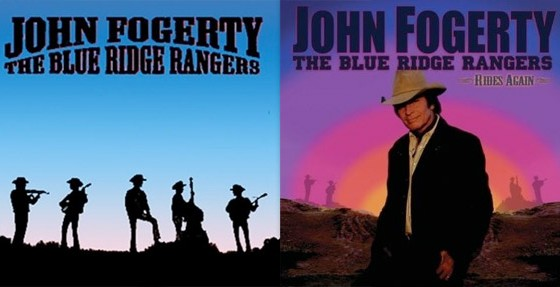 Blue Ridge Rangers Albums 1 and 2